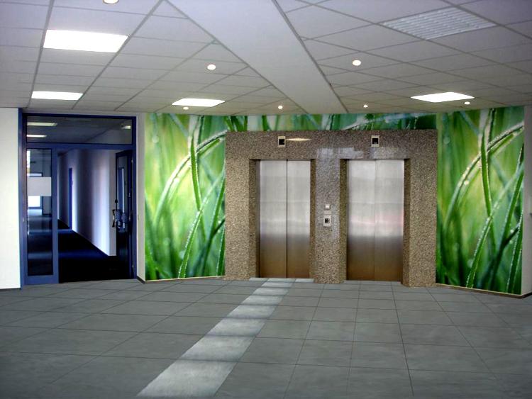 Bürohausmodernisierung & Treppenhausgestaltung