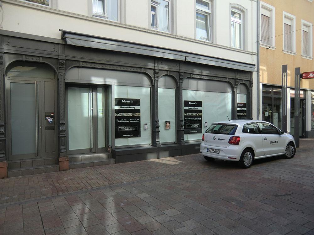 Ladenbau für Friseursalons